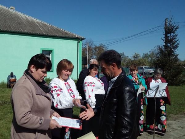 Мельниця: відзнакою Президента України нагородили учасників АТО