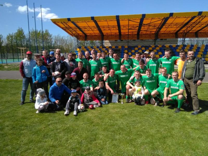 Футболісти з Люблинця стали володарями Суперкубку району