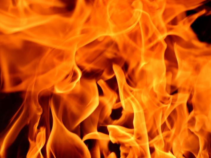 У Ковелі підлітки підпалили будівлю колишнього ДОКу / Фото ілюстративне