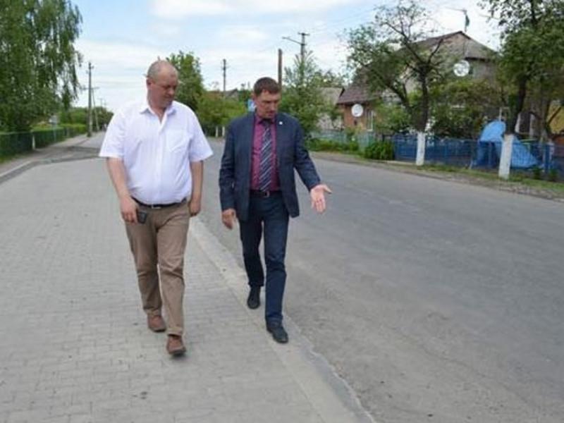 Андрій Стернічук та Олег Кіндер