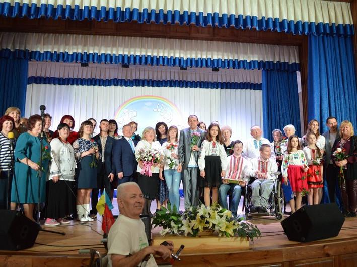 У Ковелі відбувся концерт «Барви надії»