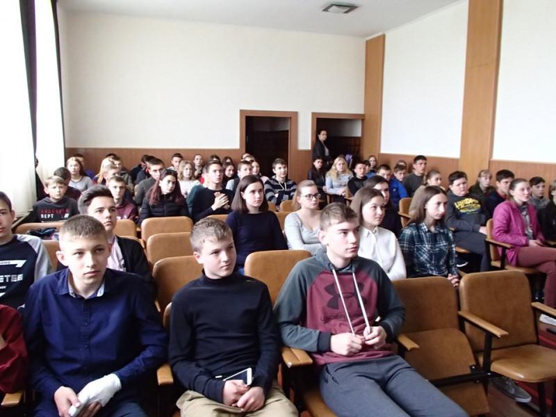 На Ковельщині для школярів відбулися ярмарки професій