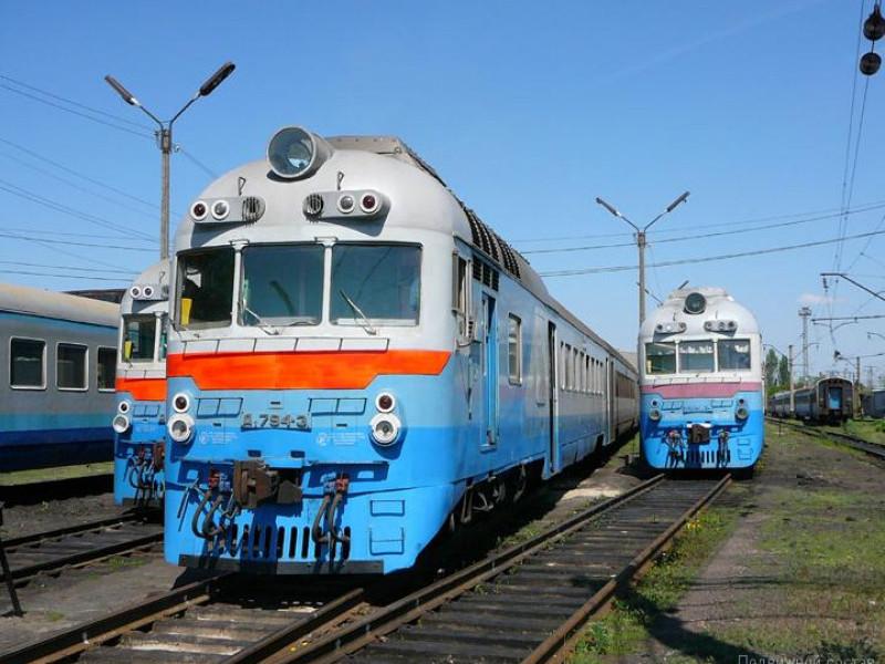 Поїзд «Ковель – Сарни» курсує за зміненим розкладом / Фото ілюстративне