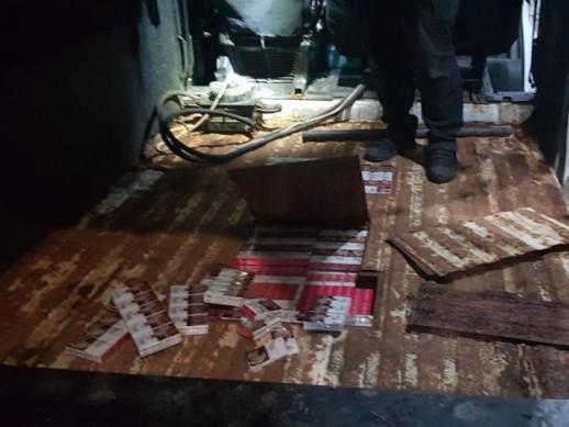 Ковельчанин через україно-румунський кордон хотів перевезти 15 ящиків сигарет
