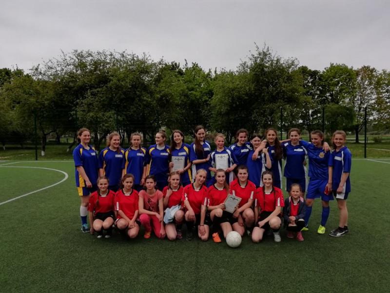 На Ковельщині відбувся чемпіонат району з міні-футболу серед дівчат