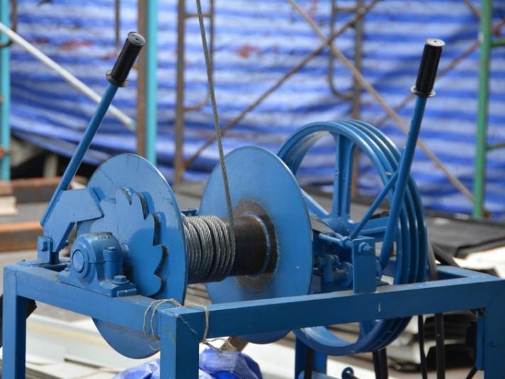 Вагонне депо у Ковелі отримало дві тягові лебідки / Фото ілюстративне