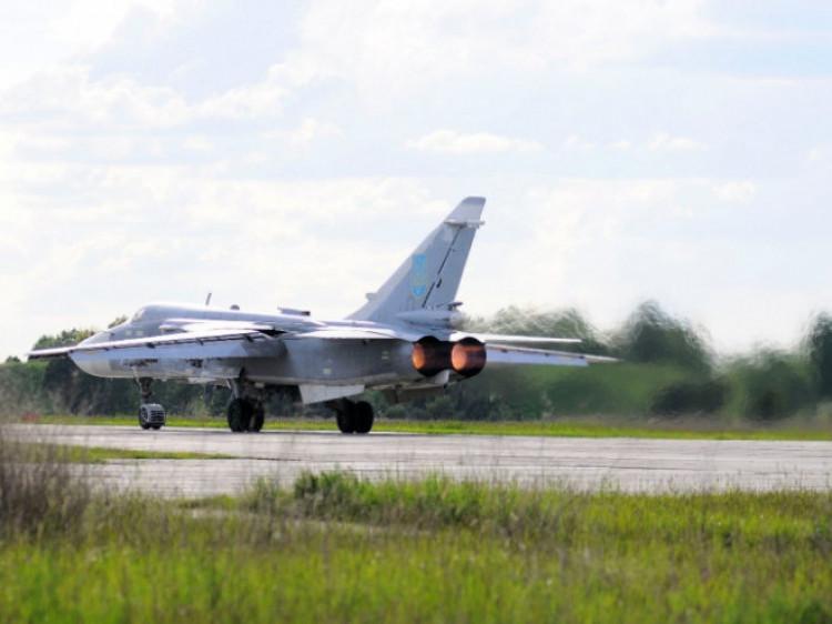 Поблизу Поворська проводять військові авіаційні навчання / Фото ілюстративне