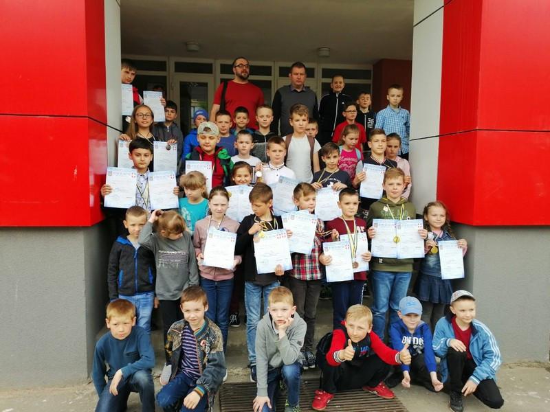 У Ковелі відбувся чемпіонат Волинської області з шахів