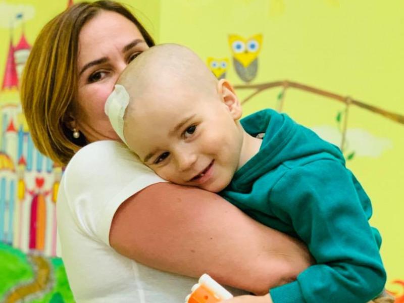 У Ковелі збирають кошти для трирічного онкохворого Матвійка