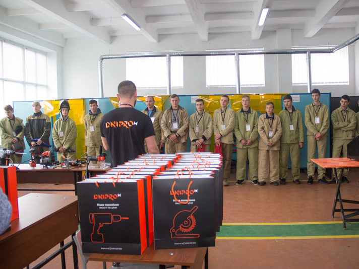 Ковельчанин став «Кращим зварювальником Dnipro-M»