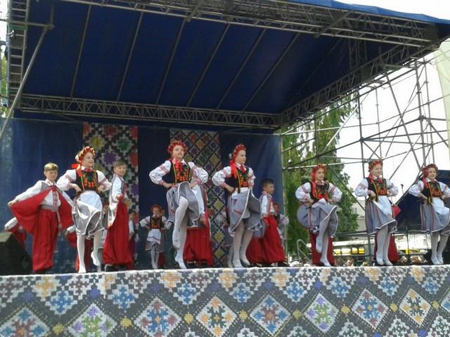 Ковельські колективи виступили на концерті «Луцьк – центр Європи»