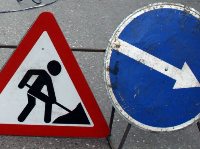 У Ковелі заборонили рух автомобільного транспорту на ділянці вулиці Винниченка / Фото ілюстративне