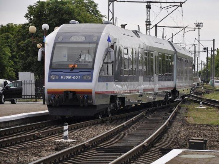 Потяг сполученням«Здолбунів-Хелм»