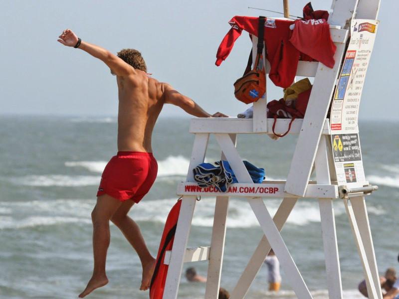 Ковельські рятувальники нагадують про правила купання у водоймах / Фото ілюстративне