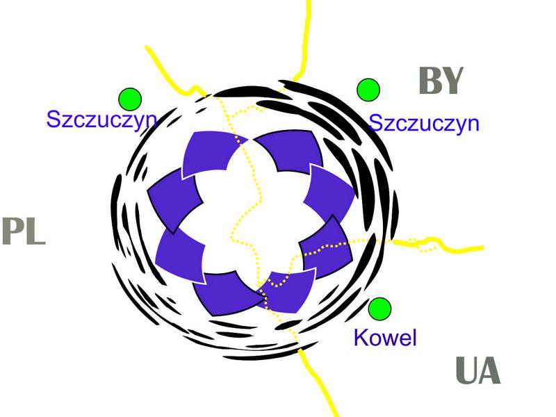 Транскордонні центри діалогу культур Польща-Білорусь-Україна