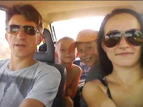 Зник Сергій Омелянюк