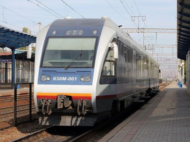 З 19 червня не курсуватиме поїзд з Ковеля до Хелма