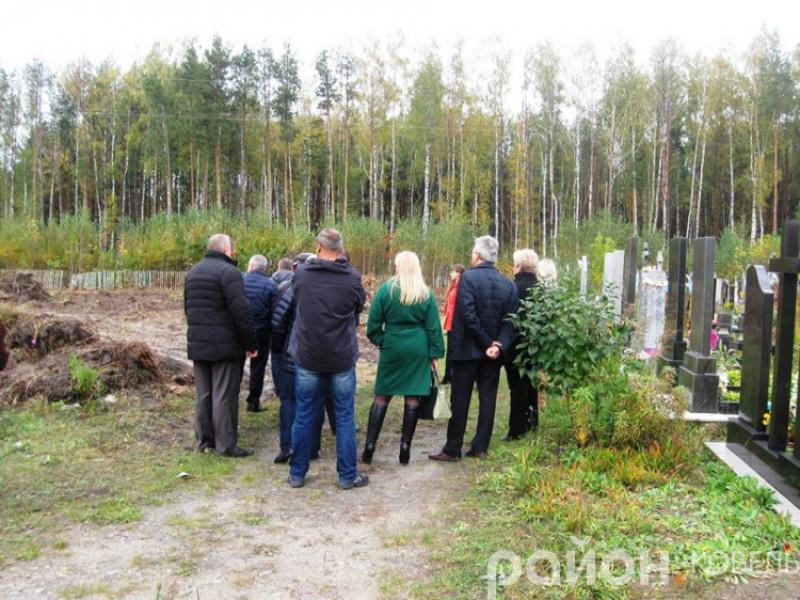 Уряд дозволив розширити кладовище для міста Ковеля / Фото ілюстративне