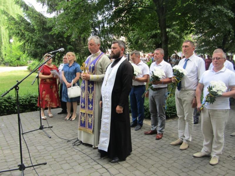 У Ковелі вшанували розстріляних в'язнів НКВС