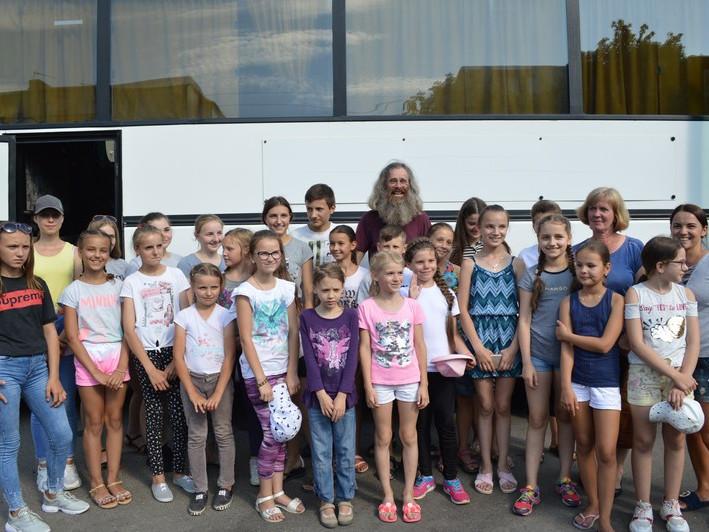 47 дітей з Ковеля відпочивають у Німеччині