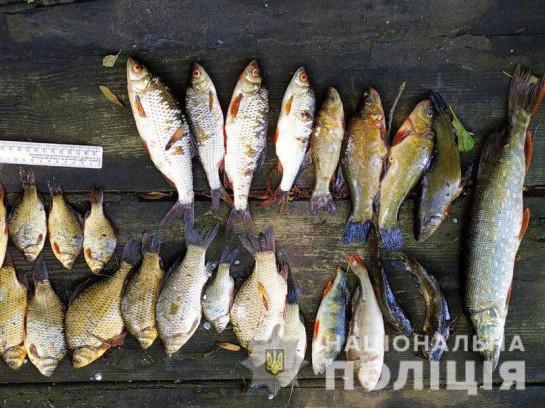 Ковельчанин незаконно ловив рибу на Старовиживщині