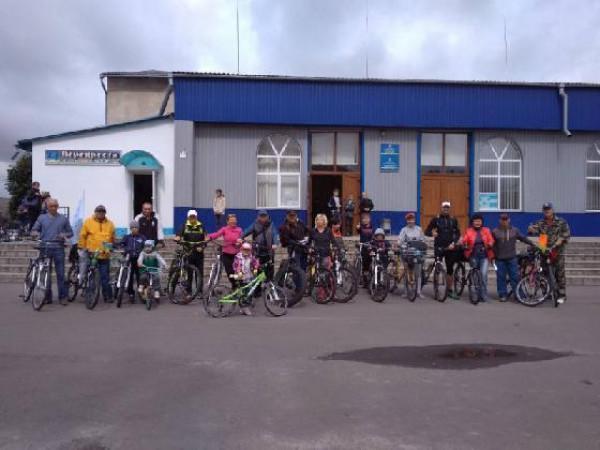 У Голобській громаді відбудеться святковий велопробіг