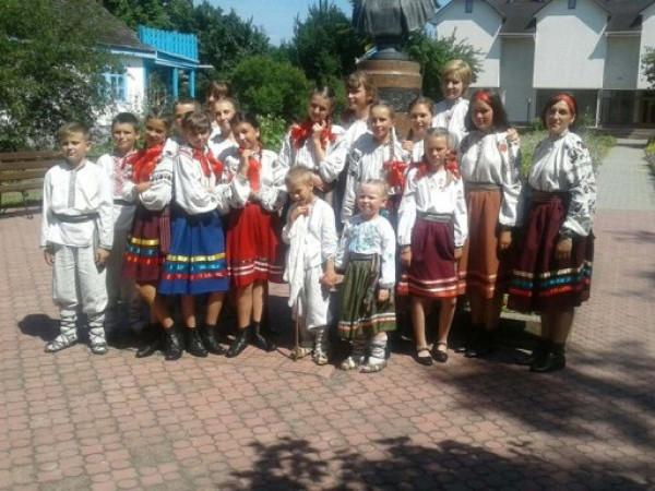 Колодяжненський музеї Лесі Українки відзначив 70-річчя