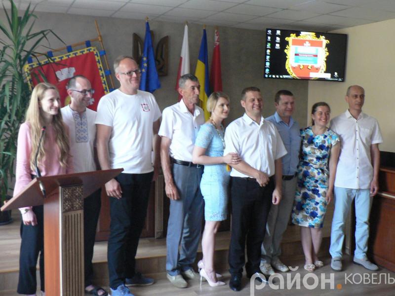 У Ковелі учасники конференції похарчувалися з міського бюджету на 20 тисяч гривень