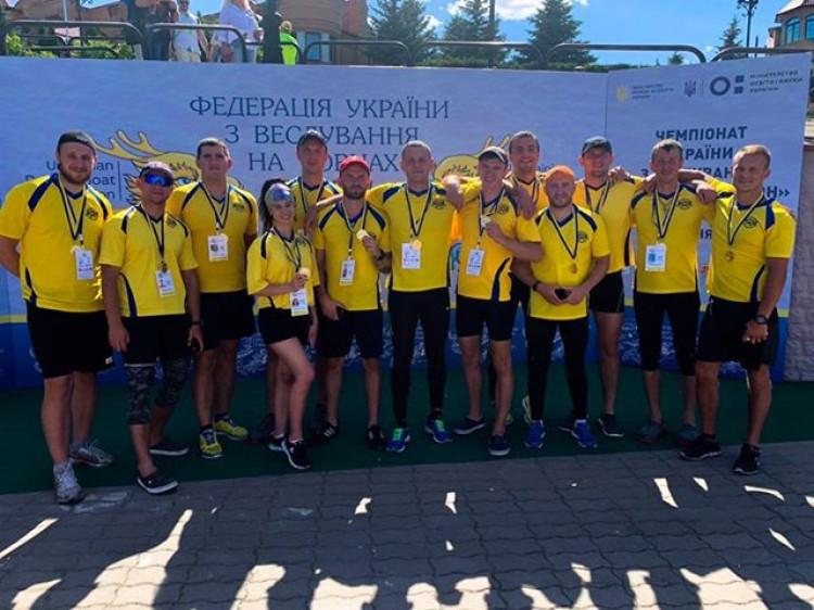 Ковельський «Західний» вітер став чемпіоном України