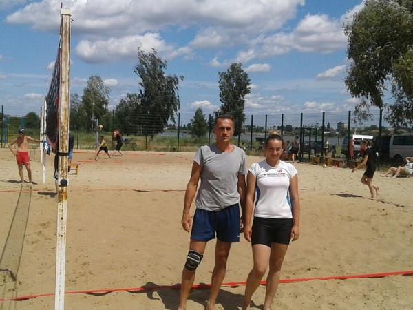 У Ковелі відбулися парні змагання з волейболу