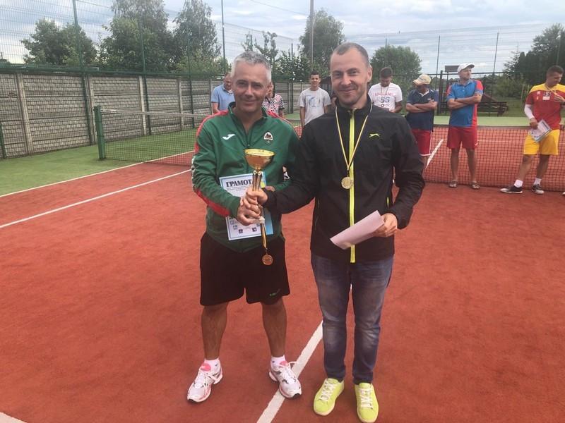 У Ковелі відбувся тенісний турнір на кубок «Інтарсіо»