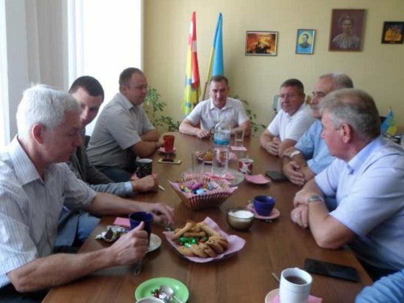 У Ковельській районній раді провели ексголову РДА Віктора Козака