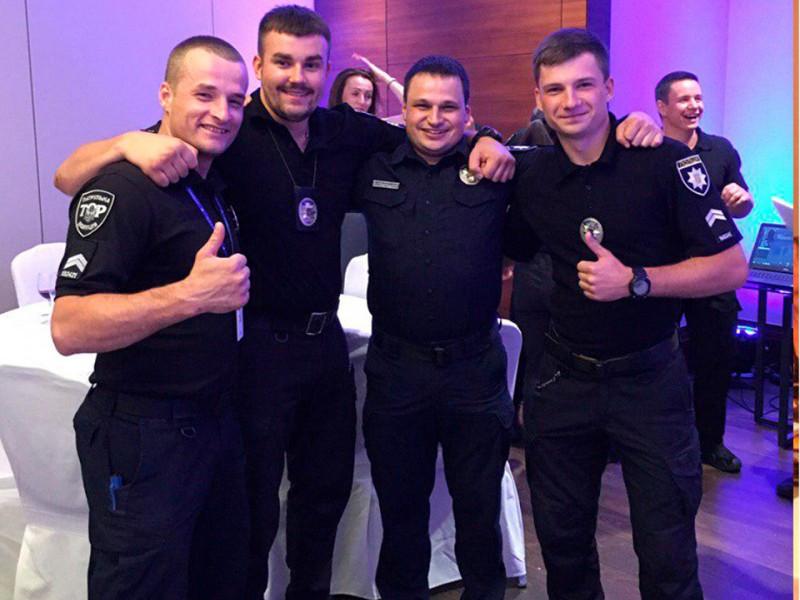 Ковельський патрульний пройшов тренінг в Угорщині