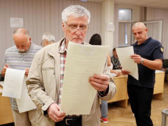 Голоби: представники політичної партії заявили про провокацію на дільниці  / Фото ілюстративне