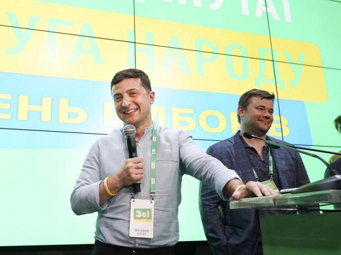 На Ковельському окрузі № 21 впевнено перемагає «Слуга Народу» та Степан Івахів / Фото ілюстративне