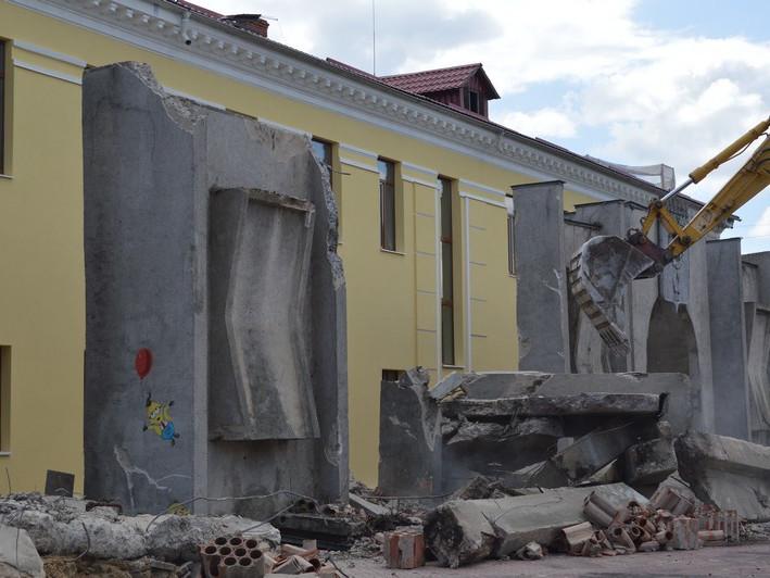 У Ковелі розпочали реконструкцію центру міста