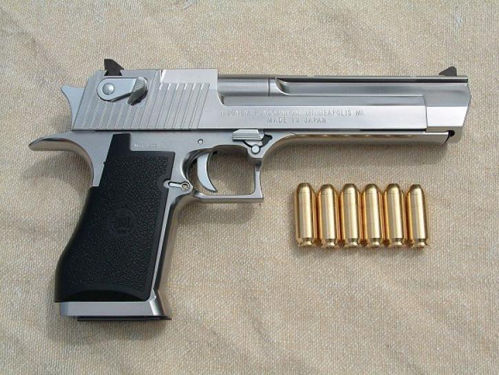 Пістолет / Фото ілюстративне