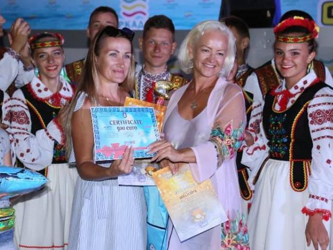 «Дзвіночок» – володар перших місць на фестивалі «Морська перлина» в Одесі