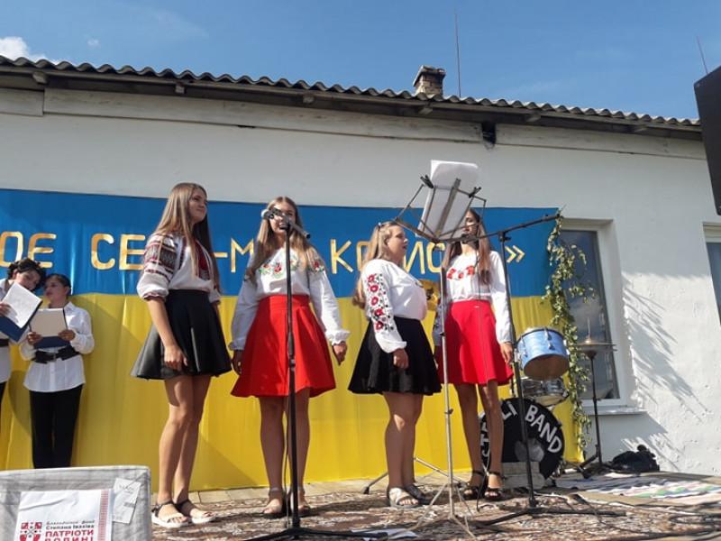 У Стеблях відзначили День села