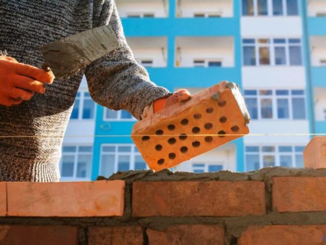 На вулиці 40 років Перемоги збудують десятиповерхівку на 4 під'їзди / Фото ілюстративне