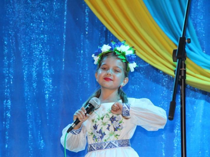 Дубове: до Дня Незалежності України відбувся святковий концерт