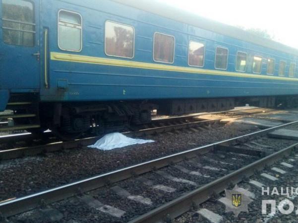 На Полтавщині під колесами поїзда «Ковель – Харків» загинула жінка