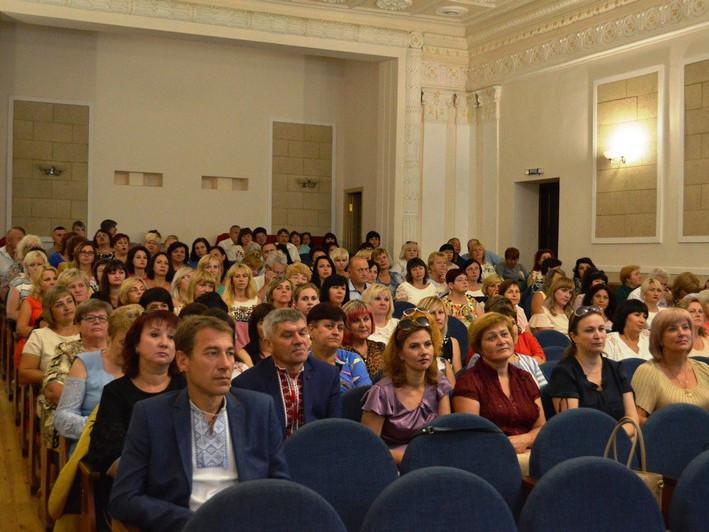 У Ковелі відбулася освітня конференція перед новим навчальним роком