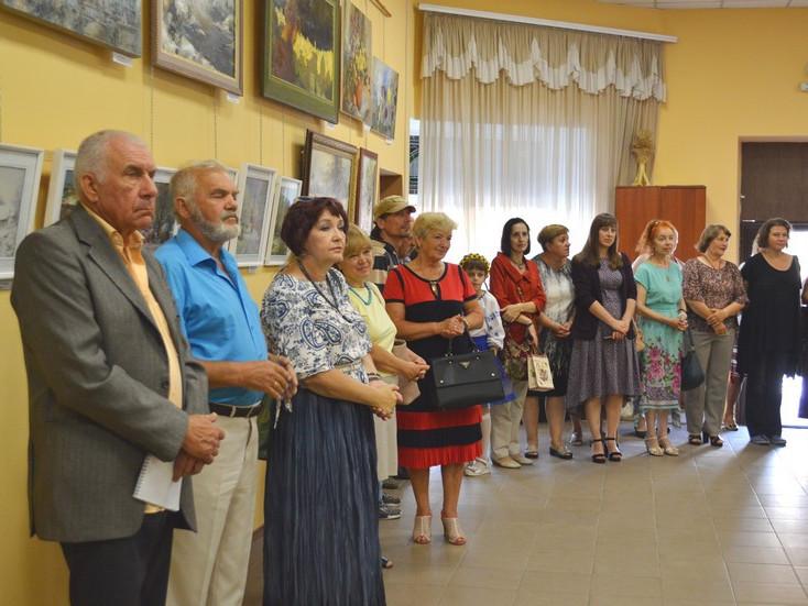 У Ковелі відкрилася виставка «Палітра рідного краю»