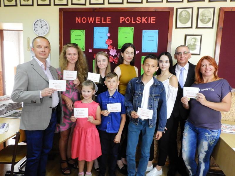 У польській школі у Ковелі стартував новий навчальний рік
