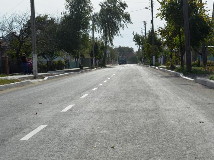 У Ковелі відремонтували дорогу на вулиці Винниченка