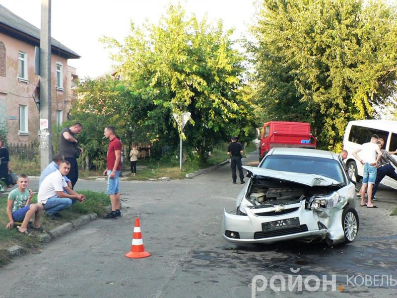 У Ковелі фабрикують справу по розбитому автомобілю головного лікаря МТМО (ВІДЕО)