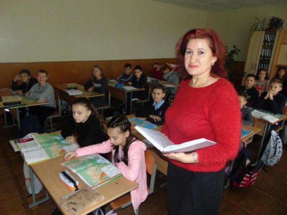 Валентина Октисюк