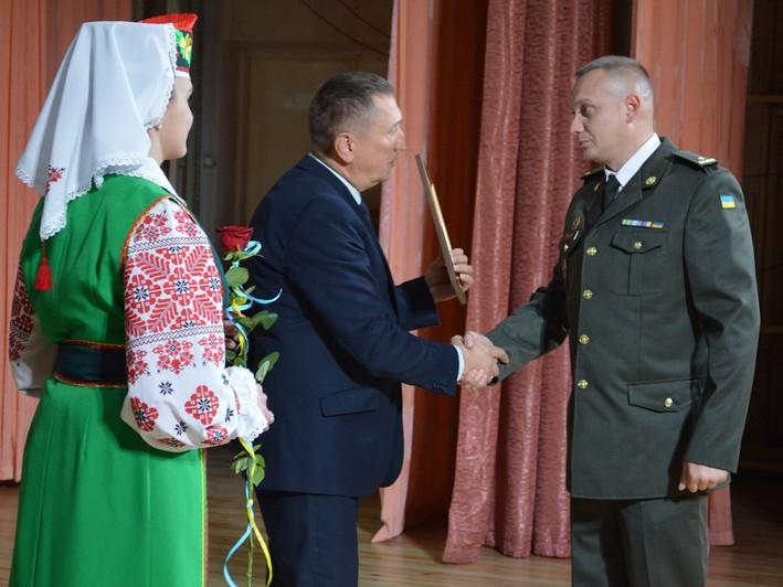 У Ковелі урочисто відзначили День захисника України