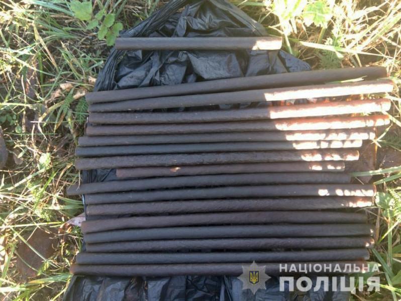 У жителя Ковельщини вилучили вибухівку